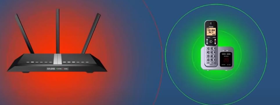 ventajas del wifi 2.4 ggz